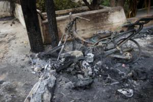 Δήμαρχος Πεντέλης: Από ένα κομμένο καλώδιο ξεκίνησε η φωτιά