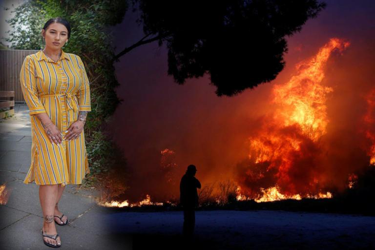 Φωτιές στο Μάτι: Μαρτυρία σοκ! Ήμουν 8 ώρες στο νερό – Τηλεφώνησα να αποχαιρετίσω τα παιδιά μου! | Newsit.gr