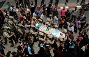 Αιματοκύλισμα δίχως τέλος στη Γάζα: Ακόμη 3 Παλαιστίνιοι νεκροί από πυρά του ισραηλινού στρατού! Σκληρές εικόνες