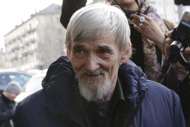 Ρωσία: Νέες κατηγορίες για παιδεραστία κατά του ιστορικού Γιούρι Ντμίτριεφ