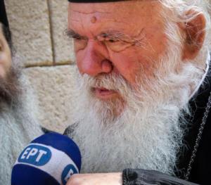 Μεγαλοπρεπές άδειασμα Ιερώνυμου σε Αμβρόσιο: «Ο Θεός είναι αγάπη δεν εκδικείται – Οι προσωπικές απόψεις έχουν ένα όριο»