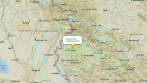 Σεισμός 5,9 Ρίχτερ στο Ιράν – Δεκάδες τραυματίες