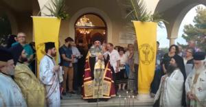 Κρήτη: Απάντησε στον Αμβρόσιο και ο μητροπολίτης Ρεθύμνου Ευγένιος – «Ο Θεός είναι αγάπη» – video