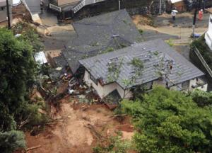 Ιαπωνία: Τέσσερις νεκροί από την κακοκαιρία – Video