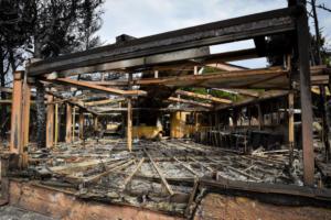 Φωτιά στο Μάτι: 1.218 σπίτια μη κατοικήσιμα!