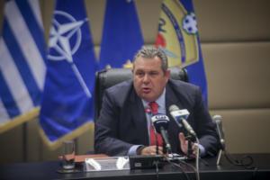 Καμμένος: Δεν θα επιτρέψουμε χωρίς δημοψήφισμα, εκλογές ή 180 ψήφους να έρθει η συμφωνία με τα Σκόπια στη Βουλή