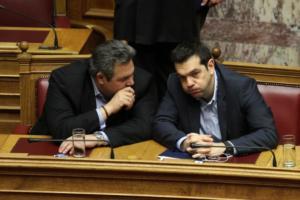 Μαξίμου: Είμαστε κυβέρνηση συνασπισμού – Παράθυρο για 180 ψήφους και δημοψήφισμα