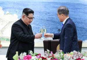 Νότια και Βόρεια Κορέα αποκαθιστούν τον θαλάσσιο δίαυλο επικοινωνίας