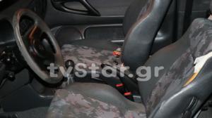 Σοκ στην Λαμία: Νεκρός 40χρονος μέσα στο αυτοκίνητό του [pics]