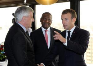 Μακρόν σε Αφρικανούς: Πρέπει να μείνετε και να πετύχετε στην χώρα σας»