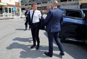 Μακρόν: Ανακοίνωσε Σύνοδο Κορυφής για την Μεσόγειο στην Μασσαλία