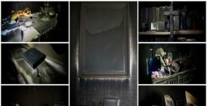 Ανατριχιαστικές φωτογραφίες από καμένα σπίτια στο Μάτι – Απόκοσμη ατμόσφαιρα κι αποκαΐδια