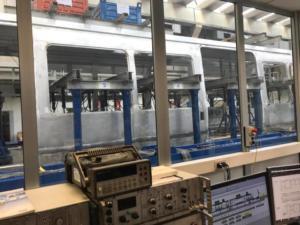 Μετρό Θεσσαλονίκης: Έτσι φτιάχνονται τα βαγόνια – Πέρασαν με επιτυχία τα πρώτα τεστ στην Ιταλία [pics]