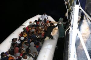 Frontex: Η Ισπανία η νέα κύρια διαδρομή για τους μετανάστες στην Ευρώπη