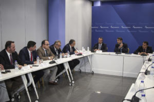 Συνάντηση Μητσοτάκη με την αντιπροσωπεία των Δικηγορικών Συλλόγων της χώρας [pics]