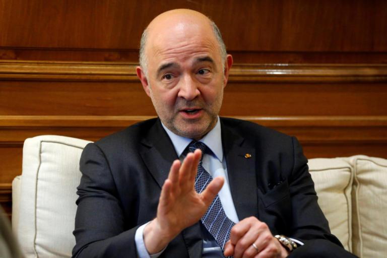 Μοσκοβισί: «Οι Έλληνες θα δουν τώρα ότι άξιζαν οι κόποι τους»