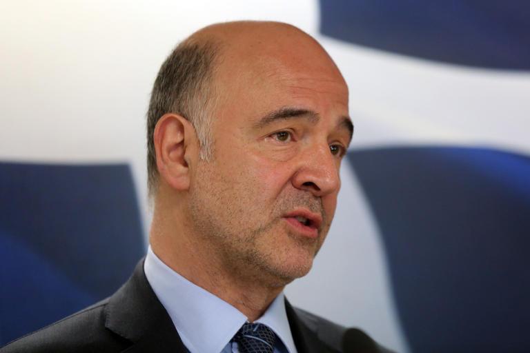 Η ομιλία του Πιερ Μοσκοβισί στην ελληνική Βουλή