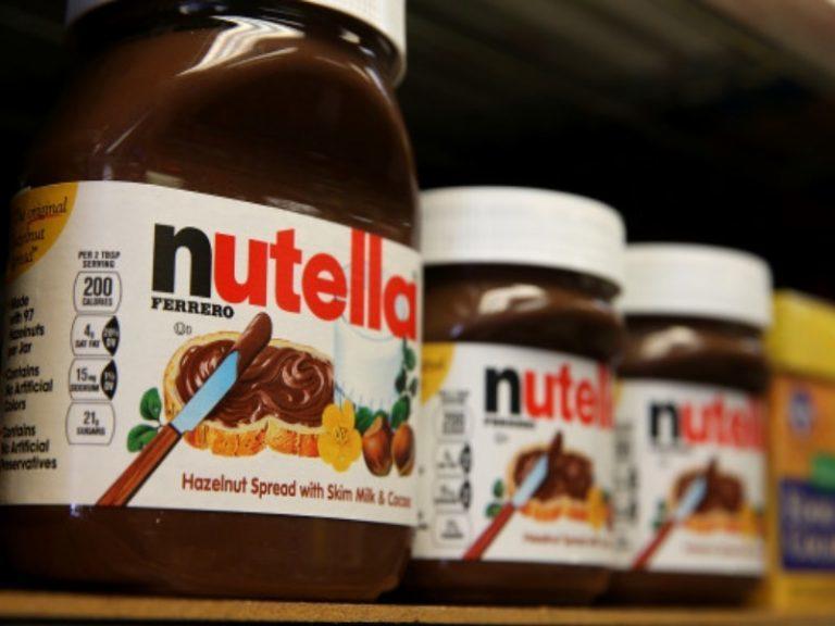 «Κόκκινη κάρτα» στη Nutella για promo κατά τη διάρκεια του Μουντιάλ