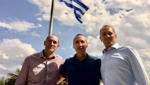 Ολυμπιακός: Η πρώτη συνάντηση Αγγελόπουλων – Μπλατ