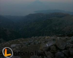 Στην κορυφή του Ταϋγέτου για να γιορτάσουν τον Προφήτη Ηλία [pics]
