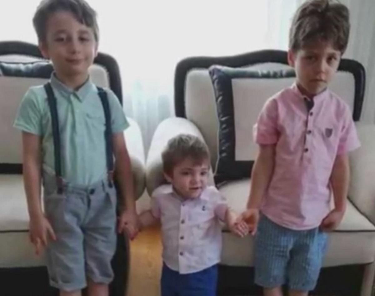 Αυτά είναι τα τρία παιδάκια που αγνοούνται μαζί με την μητέρα τους στον Έβρο – video | Newsit.gr