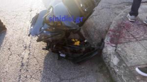 Αιτωλοακαρνανία: Αυτοκίνητο παρέσυρε μηχανή στο Παναιτώλιο – Στο νοσοκομείο ο νεαρός μοτοσικλετιστής