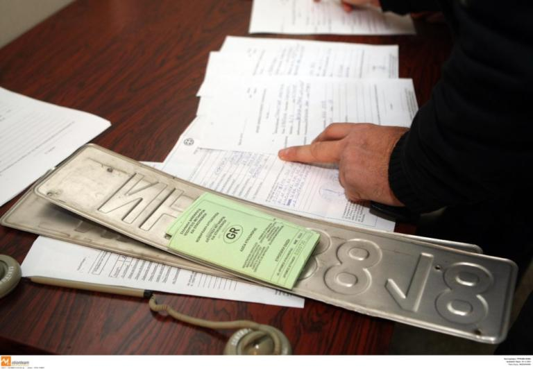 Εκλογές 2019: Επιστρέφονται πινακίδες και άδειες οδήγησης