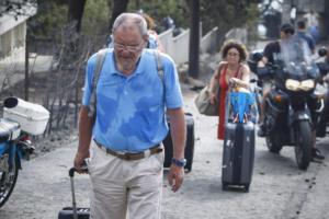 Φωτιά στο Μάτι: Ειδική ομάδα ιατροδικαστών για τα θύματα! Αυτός είναι ο τραπεζικός λογαριασμός για τους πληγέντες