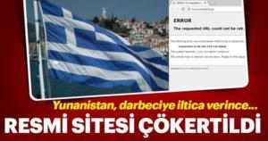 """Τούρκοι χάκερς υποστηρίζουν ότι """"έριξαν"""" το site της Ελληνικής Προεδρίας"""