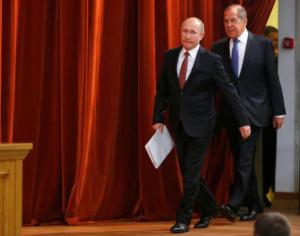Σιβηρία! Ακυρώνεται η επίσκεψη Λαβρόφ στην Ελλάδα!