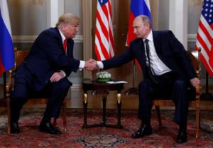 Πούτιν καλεί Τραμπ: Ή εγώ θα πάω στην Ουάσινγκτον ή εκείνος θα έρθει στη Μόσχα