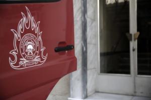 Φωτιά σε διαμέρισμα στο Μαρούσι – Απεγκλωβίστηκε ηλικιωμένη