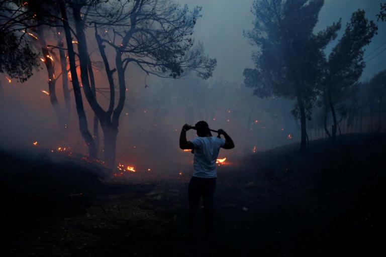 Φωτιά στην Αττική  Σοκαρισμένοι από την τραγωδία! Συγκλονιστικές μαρτυρίες  κατοίκων – videos  ec3f35851b2