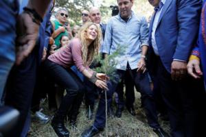 Λίβανος: Η Σακίρα επισκέφθηκε το χωριό της γιαγιάς της [pics]
