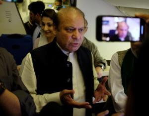 Συνελήφθη ο πρώην πρωθυπουργός του Πακιστάν, Ναουάζ Σαρίφ