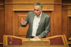 Βουλή: Δεκτή από τον Σκουρλέτη η τροπολογία για διπλές εκλογές τον Μάιο