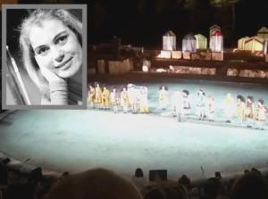Χρύσα Σπηλιώτη: Της αφιέρωσαν παράσταση στην Επίδαυρο – video