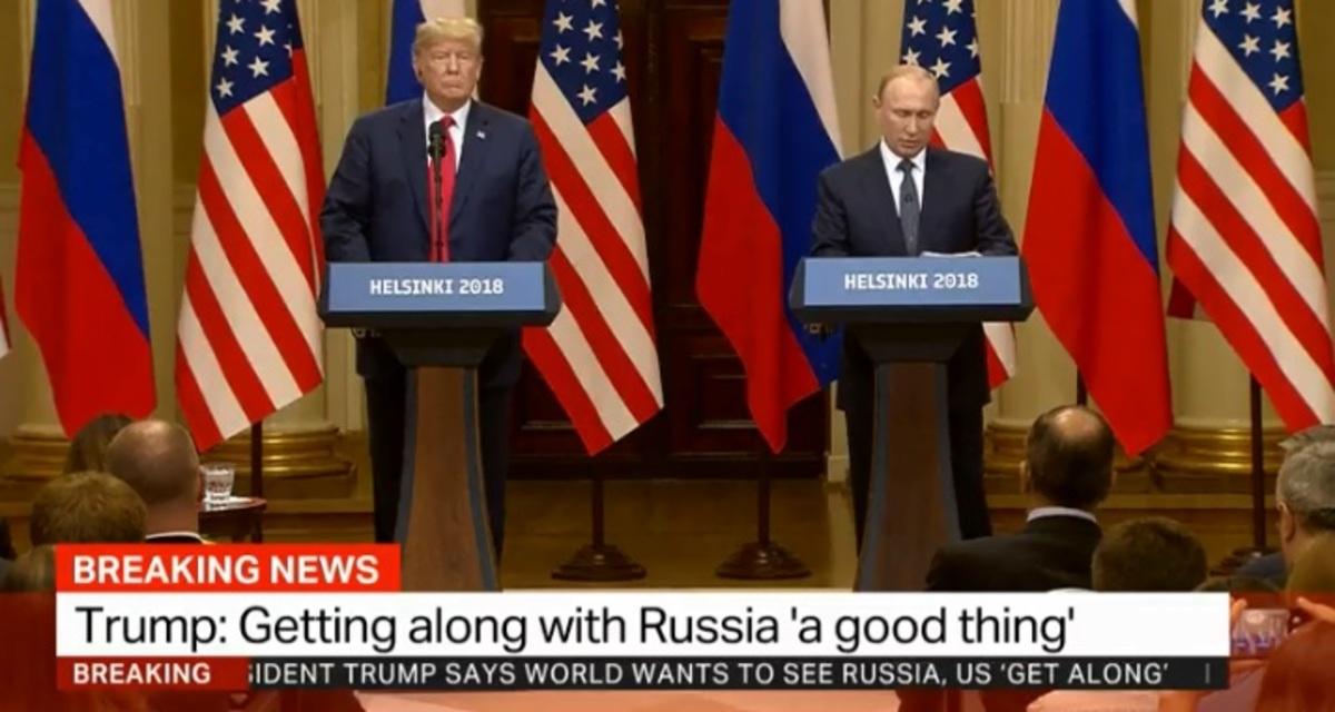 Live η συνάντηση Τραμπ – Πούτιν στο Ελσίνκι: Βαρύ το κλίμα μετά την καθυστέρηση   Newsit.gr