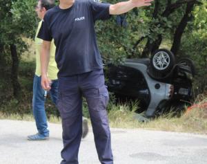 Σοκαριστικό τροχαίο στη Θεσσαλονίκη! Αγωνία για έγκυο που τραυματίστηκε μαζί με την 9χρονη κόρη της!