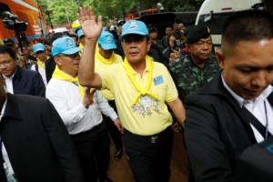 Ταϊλάνδη: Η διάσωση των παιδιών αυξάνει τη δημοτικότητα της χούντας
