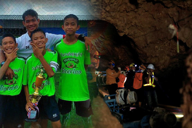 Ταϊλάνδη: Ο ήρωας προπονητής, τα αδυνατισμένα παιδιά και οι τελευταίες δραματικές στιγμές | Newsit.gr