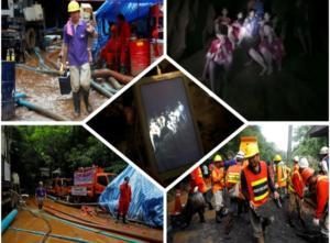 Θρίλερ δίχως τέλος στην Ταϊλάνδη! «Οδύσσεια» ο απεγκλωβισμός των αγοριών! Απίθανο να γίνει άμεσα