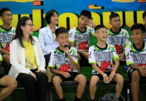 Ταϊλάνδη: Έτσι έζησαν τον εφιάλτη – Τα παιδιά και ο προπονητής αποκάλυψαν όσα πέρασαν – video