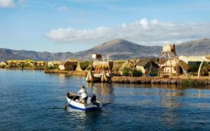 Ένα μουσείο στον βυθό της λίμνης Τιτικάκα