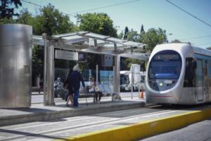 Προσοχή –  Διακοπή δρομολογίων του τραμ στο τμήμα Μουσών – Σύνταγμα