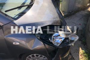 Πύργος: Παρασύρθηκε πεζός μετά από σύγκρουση οχημάτων – Η μεγάλη ατυχία της ζωής του [pics]