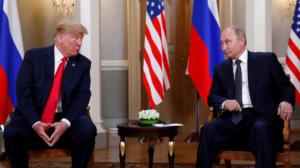 ΗΠΑ: Οργή στους Δημοκρατικούς για τα όσα είπε ο Τραμπ στην συνάντηση με τον Πούτιν