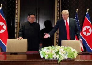 Εξελίξεις για τα πυρηνικά! Το «δίδυμο» Βόρεια Κορέα – ΗΠΑ και το μεγάλο ερώτημα