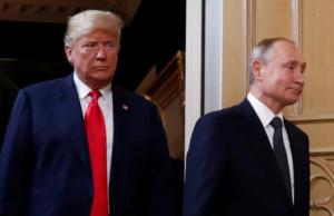 Στον κόσμο του Ντόναλντ Τραμπ: Μεγάλη επιτυχία η συνάντηση με τον Πούτιν