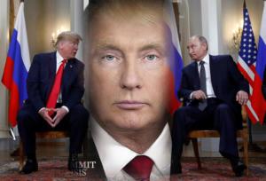Βλαντιμίρ Τραμπ ή Ντόναλντ Πούτιν; Ένα (ακόμα) συγκλονιστικό πρωτοσέλιδο από το Time